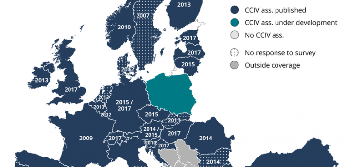 Almost all European countries have their climate change vulnerability and risk assessment plans ready, according to EES report.