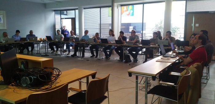Review preparation meeting in Helsinki- Day 1