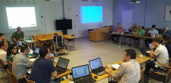 Review preparation meeting in Helsinki- Day 2