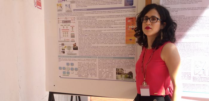 """beAWARE in """"Days of Hydrology"""" in Rome"""
