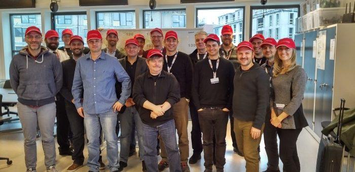 beAWARE Workshop in Copenhagen!