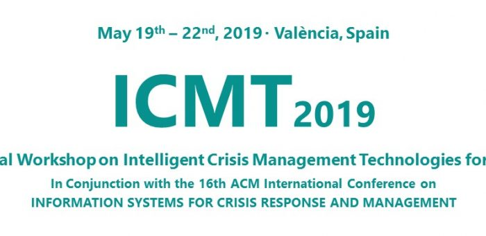 International Workshop on Intelligent Crisis Management Technologies for climate events