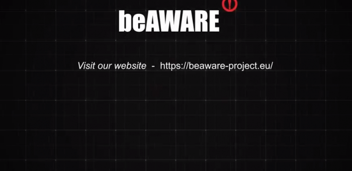 beAWARE Project Presentation on our YouTube channel!